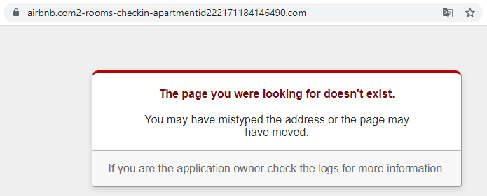 Hoe herken ik een verkeerd internetadres
